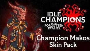 Champion Makos Skin Pack