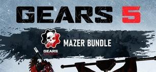 Gears 5 - Mazer Gaming Bundle