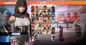 DEAD OR ALIVE 6: Core Fighters 20 Character Set