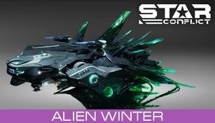 Star Conflict: Alien Winter