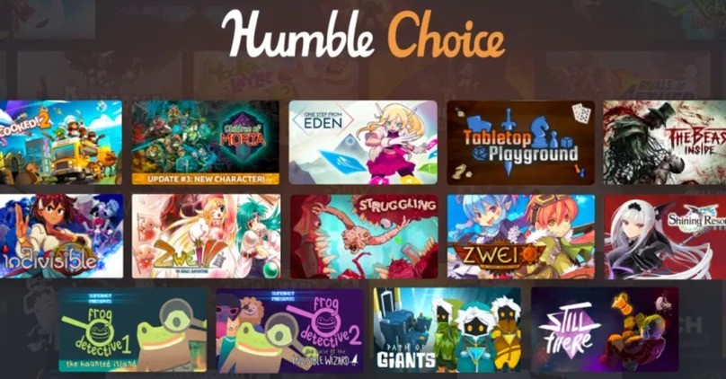 Humble Choice - December 2020