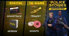 Police Stories - Supporter Pack