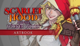 Scarlet Hood and the Wicked Wood - Artbook