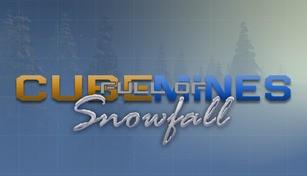 Cube Full of Mines : Snowfall Theme