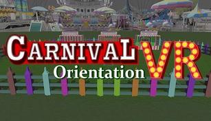 Carnival VR Orientation
