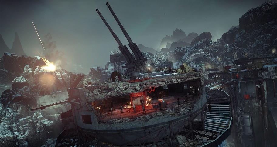 Zombie Army 4: Mission 6 - Dead Zeppelin