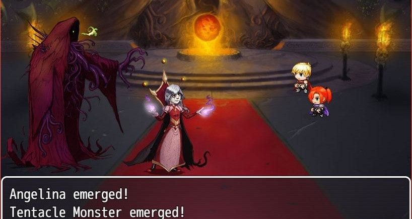 RPG Maker MZ - Crimson Towers Battlepack