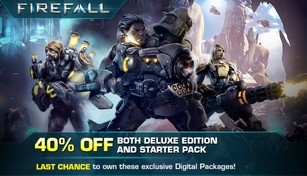 Firefall: Digital Deluxe Edition