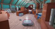 Robo Vacuum Simulator