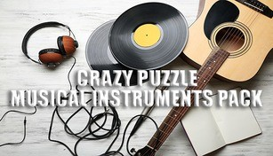 Crazy Puzzle -Musical Instruments