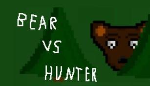 Bear VS Hunter - Library Token