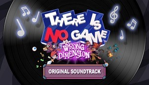 There Is No Game: Wrong Dimension Soundtrack