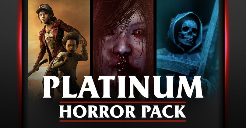 Fanatical - Platinum Horror Pack