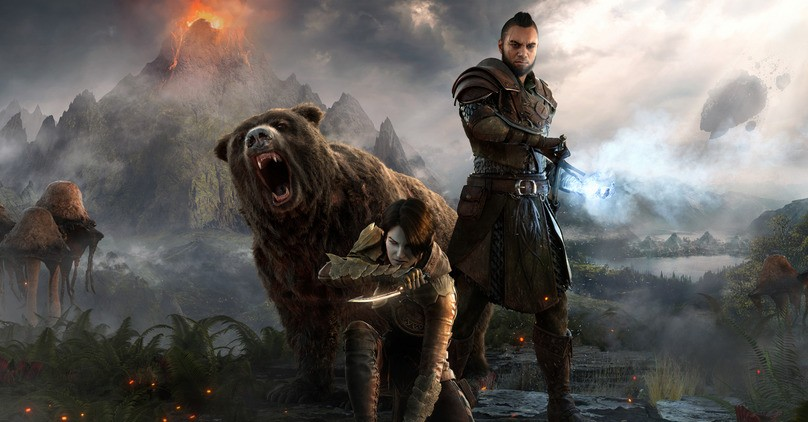 Play for free on Steam - The Elder Scrolls Online