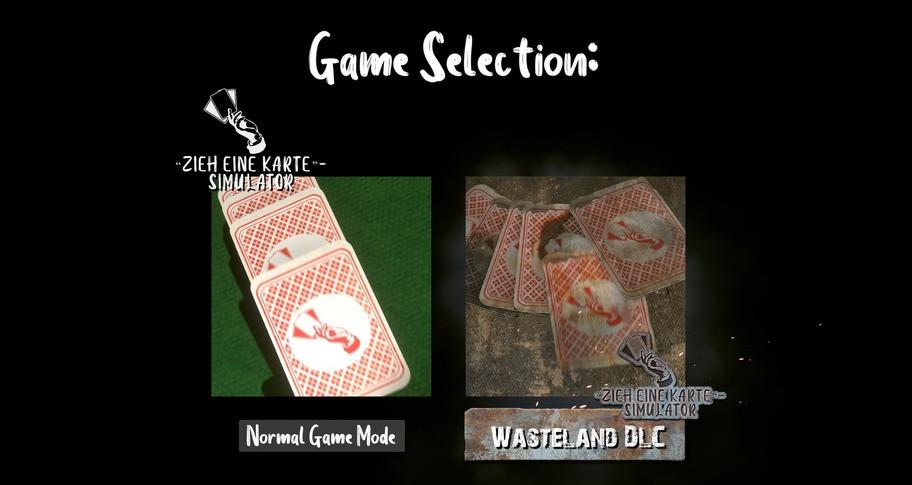 """""""draw a card"""" -Simulator"""