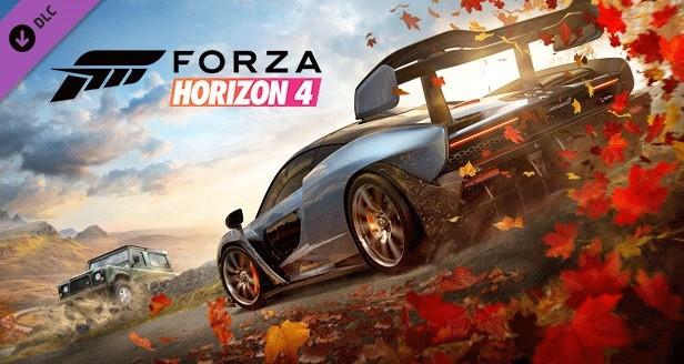 Forza Horizon 4: 2019 Aston Martin Vantage