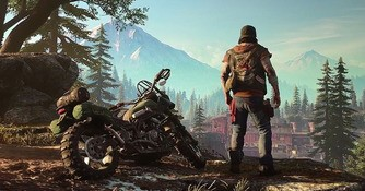 Days Gone preorder page is now live on Steam