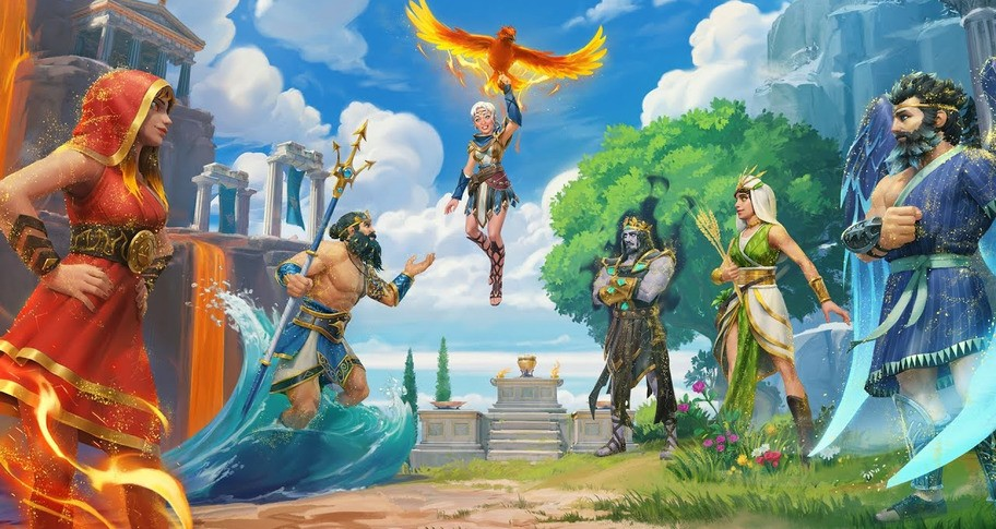 Immortals Fenyx Rising - The Lost Gods