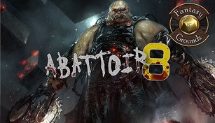 Fantasy Grounds - Grimmerspace: Abattoir 8
