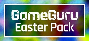 GameGuru + Easter DLC Pack