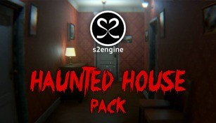 S2ENGINE HD - Haunted House Pack