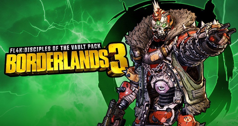Borderlands 3: Multiverse Disciples of the Vault FL4K Cosmetic Pack