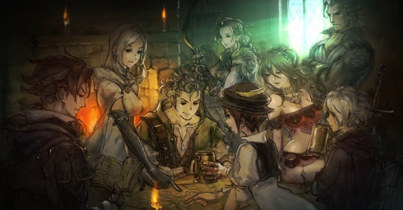 Octopath Traveler, Yakuza 6: The Song of Life and more games are now available on Xbox Game Pass for PC
