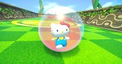 Super Monkey Ball Banana Mania - Hello Kitty