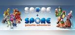 SPORE + SPORE Galactic Adventures