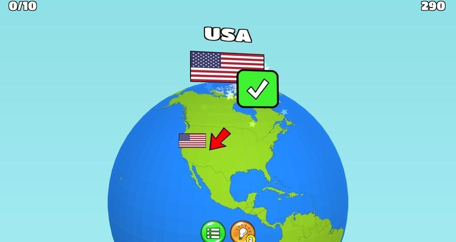 Geography Quiz