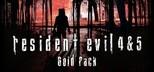 Resident Evil 4 & 5 Gold Pack