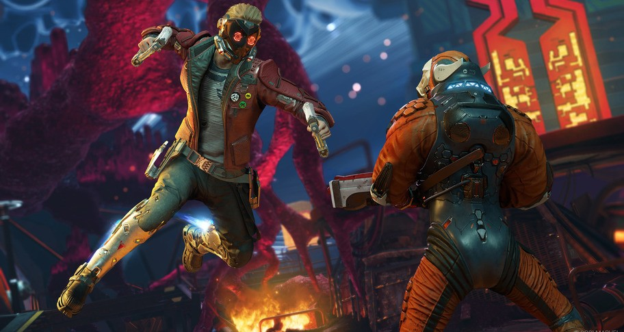 Marvel's Guardians of the Galaxy: Digital Deluxe Upgrade