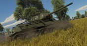 War Thunder - T-34-85E, 1945 Pack