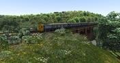 Train Simulator: Woodhead Electric Railway in Blue Route Add-On
