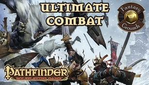 Fantasy Grounds - Pathfinder RPG - Ultimate Combat (PFRPG)