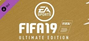 FIFA 19 - Ultimate Edition Upgrade