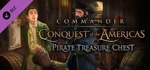 Commander: Conquest of the Americas - Pirate Treasure Chest