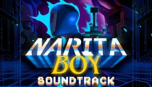 Narita Boy Soundtrack