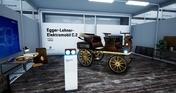 Porsche Hall of Legends VR