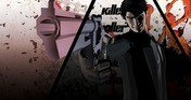 killer7: Digital Art Booklet