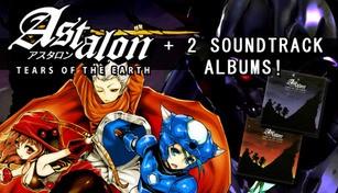 Astalon: Tears of the Earth + 2 Soundtrack Albums!