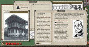 Fantasy Grounds - Call of Cthulhu: Secrets of New Orleans