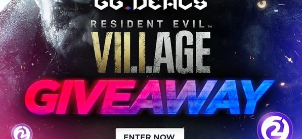 Win 1 of 5 copies of Resident Evil Village