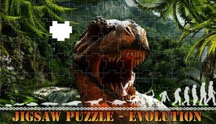 Jigsaw puzzle - Evolution