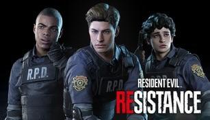 Resident Evil Resistance - Male Survivor Costume: Leon S. Kennedy