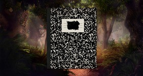The Fabled Woods - Notebook