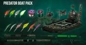 The Fisherman - Fishing Planet: Predator Boat Pack