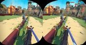 Jousting VR