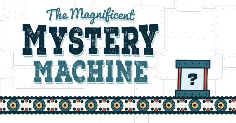 Fanatical - The Magnificent Mystery Machine