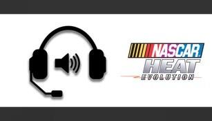 NASCAR Heat Evolution: Kennedy and Kitchens Spotter Audio